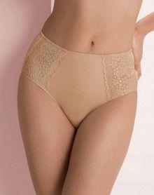 Panties high Anita Havanna (Désert)