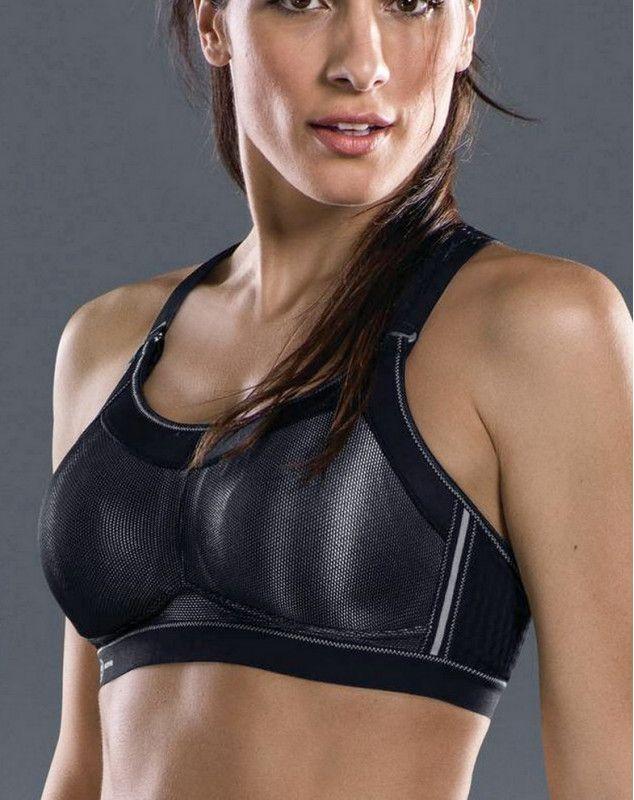 Sujetador deportivo Anita Active Momentum Pro (Negro)