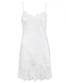 Nightdress Lise Charmel Acanthe Arty (White)