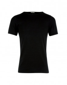T shirt Col Rond Manches courtes Eminence (Black)