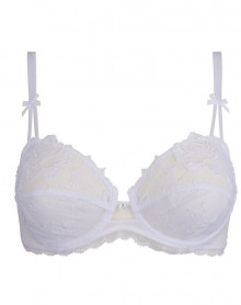 Underwired Bra Lise Charmel Affinité Couture (White)