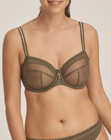 Underwired Bra Prima Donna Twist I Want You (Paradise Green)