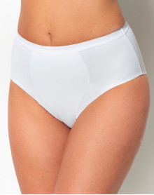 Calzoncillo Midi Sans Complexe Perfect Lift (Blanco)