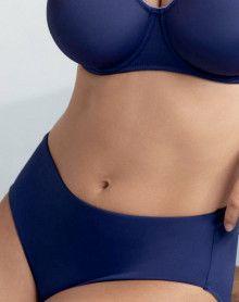 Slip Taille Haute Rosa Faia Twin (Bleu patriote)