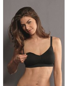 Maternity bra Anita Maternity Seamless (Black)