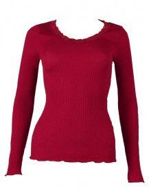 Undershirt mangas largas Oscalito 3416 (rojo)
