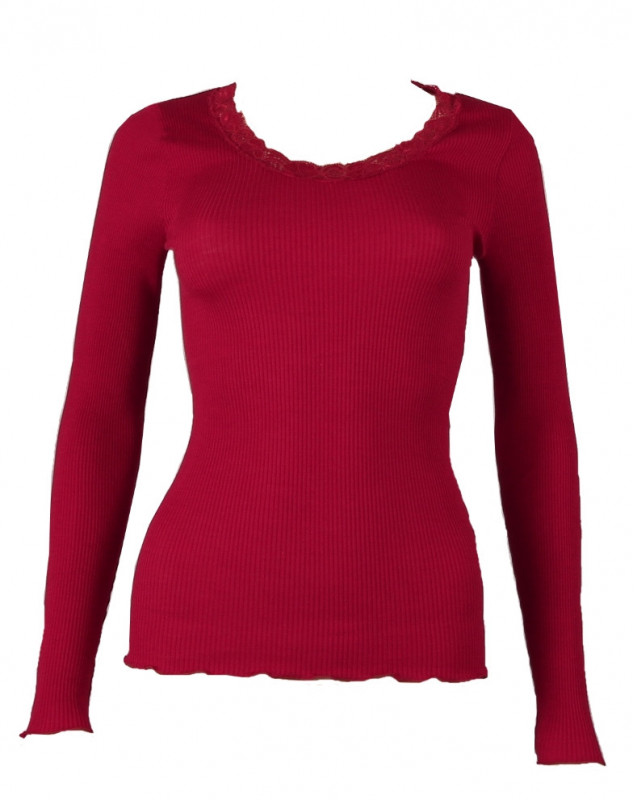 Maillot de corps Manches Longues Oscalito 3416 (rouge)