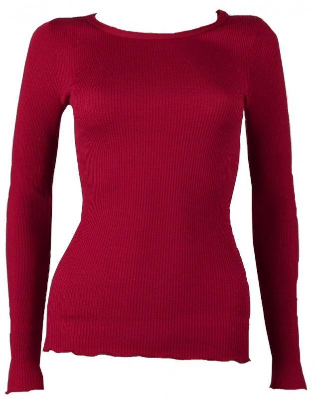 Camiseta manga larga Oscalito 3446R rojo