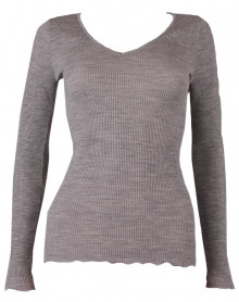 Oscalito V collar Undershirt 3486 (grey)