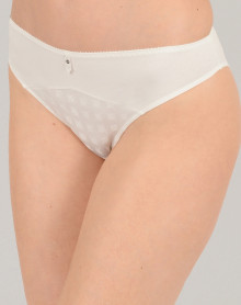 Slip Empreinte Jazz (Naturel)