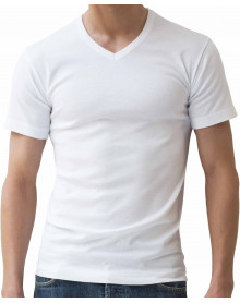 V-neck T-shirt Athena Bio (2 pack)