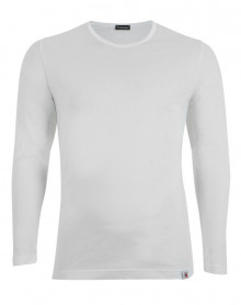 Camiseta cuello redondo Eminence Anti-Moustique (Blanco)