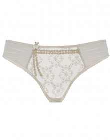 Slip Empreinte Irina (Chantilly)