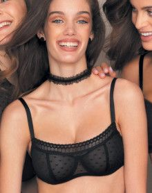 Bralette Antigel Intermède Sexy (Black)