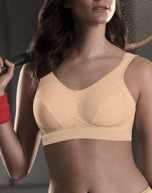 Anita extreme control Sports Bra (Skin)