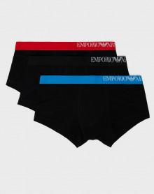 Shortys Emporio Armani (Paquete de 3) 50620