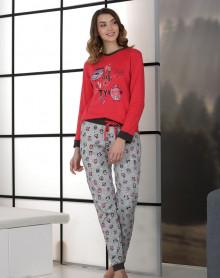 Pyjama 100% algodón Massana