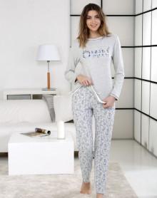 Pijama gris Own Inspiration Massana