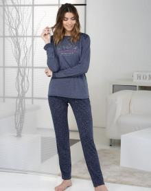 Pyjama bleu Essence Massana