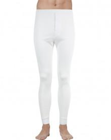 Pantalone largo suave calor natural Eminence (Blanco)