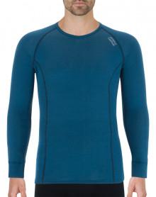 Camiseta con manga larga Athena Thermik (Azul)