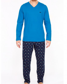 Pijama Hom Marius (Peacock)