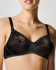 Soft bra Chantelle Amazon (Black)