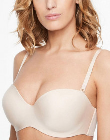 Strapless bra Chantelle Absolute Invisible (Beige Doré)