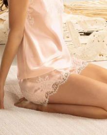 Short de noche Lise Charmel Splendeur Soie (Sensual Rosa)