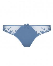 Thong Simone Pérèle Andora (Bleu Denim)