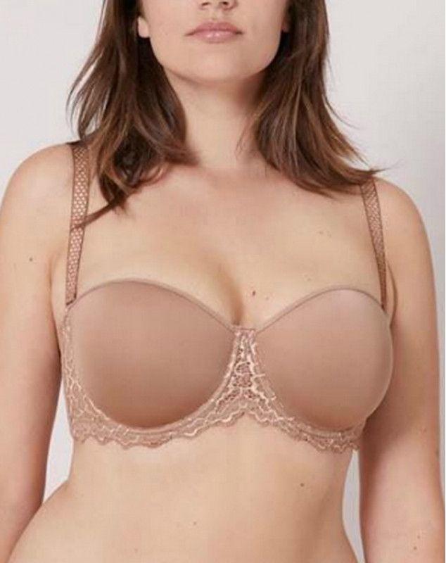 Spacer bra Simone Pérèle Caresse (Preppy Nude)