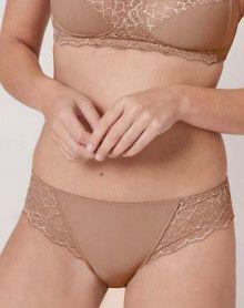 Brief Simone Perele Caresse (Preppy Nude)