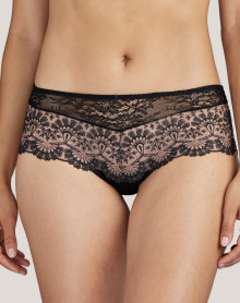 St Tropez knickers Aubade Art of Ink (Icone)