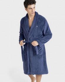 Robe de chambre à poches Massana