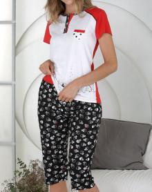 Pyjama with marine motifs Massana