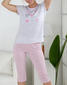 Pyjama with hearts Massana