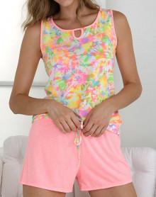 Pyjama short fluo Massana