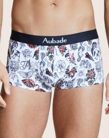 Shorty Aubade Men (White Art)