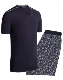 Pijama corto 100% algodón Eden Park (039)