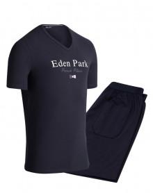 Pyjama Court 100% coton Eden Park (039)