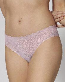 Brazilian brief lace Sloggi Zero Feel Lace (Lilac Orchidee)