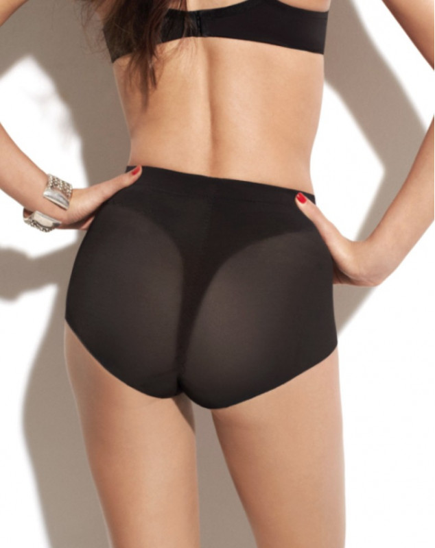 culotte galbante Wacoal Beauty Secret Summer (NOIR)
