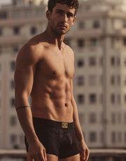Cette ligne de sous-vêtements HOM propose des modèles tendances élaborés avec tout le savoir-faire de la marque HOM.