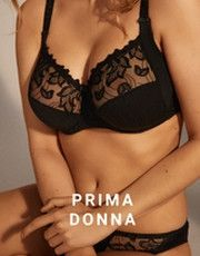 The collection of lingerie brand PrimaDonna Deauville is a best seller of the mark.