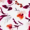 Imprime fleur aquarelle